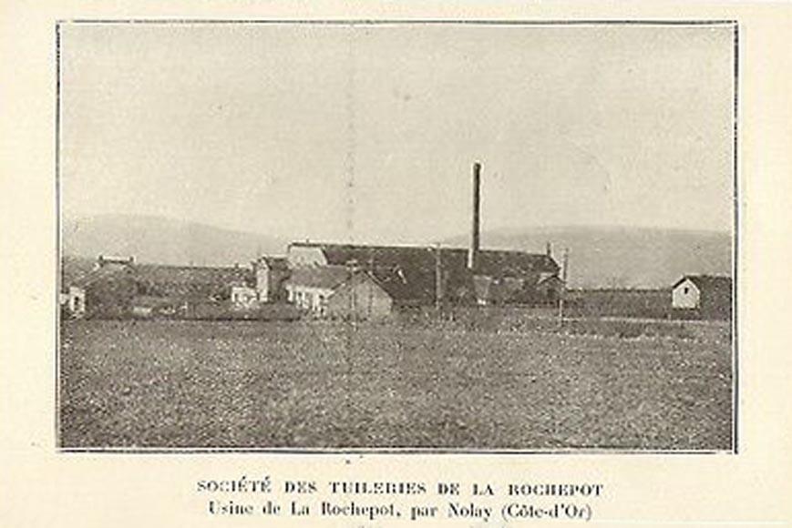 Société des tuileries de la Rochepot